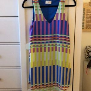 Multi color everly dress